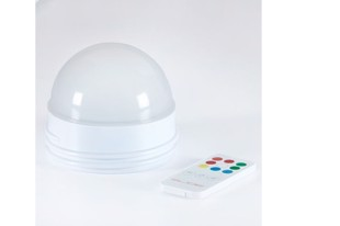 Candy light RGB LED 10 watt  fra Slide Design