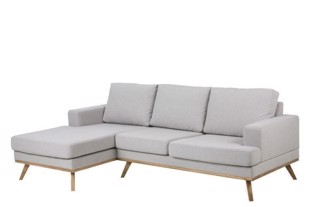 Norman sofa med venstrevendt chaiselong